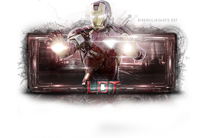 Iron Man [REQUEST] by Nirrro