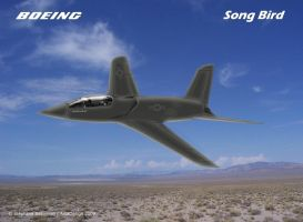 Boeing Model 902 Songbird by Bispro