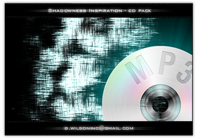 shadowness inspiration cd pack by wilsoninc
