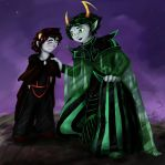 signless and dolorosa by Eisschweif