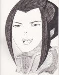 Princess Azula Fanart by AnnabelleCross