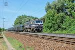 450 003 with freight near Gyor by morpheus880223