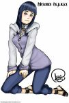 Hinata Shippuden by MarchingXpOWDER