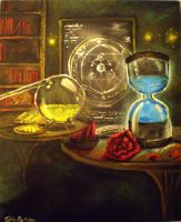 The Alchemist's Study by alison90