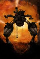 journey to the center of hell by neilakoga