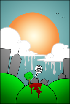Homicide in Happy Hills v1 by pyrofreak657