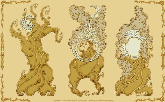 Harness The Moon by art-nouveau-club