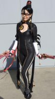 Bayonetta Cosplay, Wonder Fest by akiba16