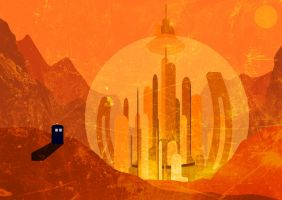 Love From Gallifrey by AndyDaRoo