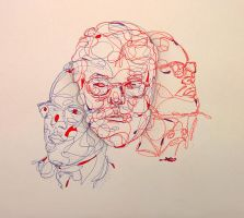 Philip Seymour Hoffman by meathive