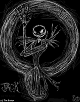 Skellington Jack by pumpkinqueen