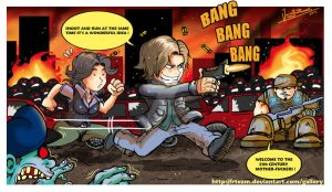 Resident Evil 6 by JFRteam