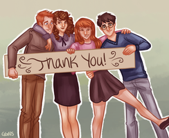 Thank You by ggns