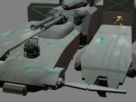 Med Salvage Junk 3d by clearwater-art