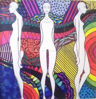 Triplets by loveheals3