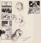 Storyboard - Love Me - WIP by Mitch-el