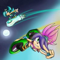Request.:Zero Gravity Riders:. by Silvermoonlight448