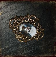 Ms Fright Ring or Pendant by asunder