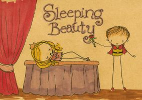 Sleeping Beauty by Pinkie-Perfect