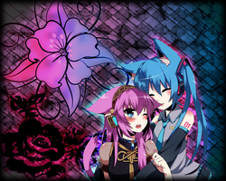 Vocaloid wallpaper by MythicxGamer