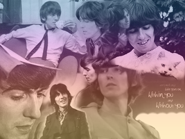 George Harrison wallpaper by CrystalSister