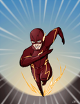 CW Flash by BrianWilly