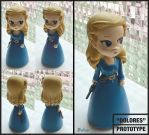 Dolores figure by Puppyorb