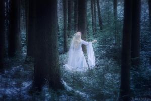 Fairies do exist - inspired by KIN Fables by Liancary-art
