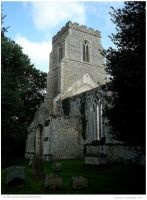 Stanton Church by In-the-picture
