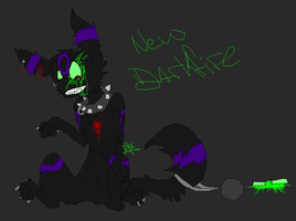 New Darkfire by Silhouett3s