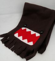 Domo Scarf by loveandasandwich