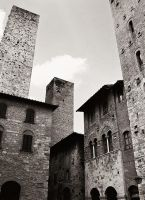 San Gimignano by CanisLupusMoon