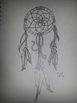 DreamCatcher by CattDontCare