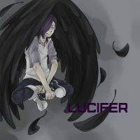 Lucifer by InsanitylittleRed