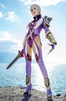 Ivy - SoulCalibur V by NatIvy