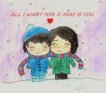 All I Want For Christmas Is You by MySicknessRomance