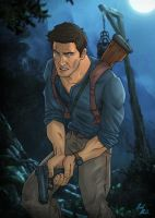 Nathan Drake by Nick-McD