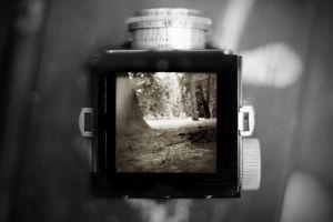 Trough the Viewfinder by ChromaticBokeh