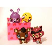 Baby FNAF LPS customs by pia-chu