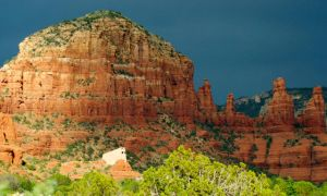 Chapel Of The Holy Cross, Sedona by 06footnerc