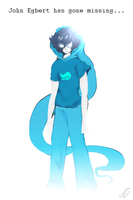 MISSING: John Egbert by EmD-Neko-Chan