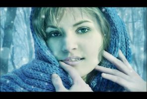 Frozen Justine by whyou