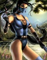Kitana - Deadly alliance by jodeee