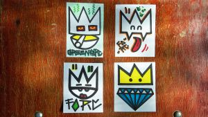 forc stickers by FORC-DSF