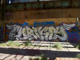 powerhouse 80 by PerthGraffScene