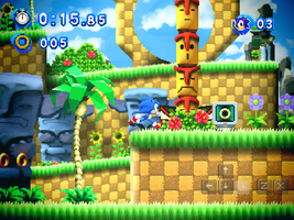 Sonic Generations - Fan Game News! by FrancoTieppo