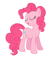 Pinkie Pie by Bl1ghtmare