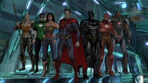 Justice League by TheDeadstroke