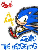 Sonic the Hedgehog 4 by SkaJrZombie