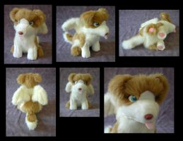 Maggie D'Peluche by SarityCreations